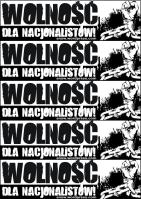 Wolnosc dla nacjonalistow