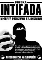 Polska Intifada Plakat